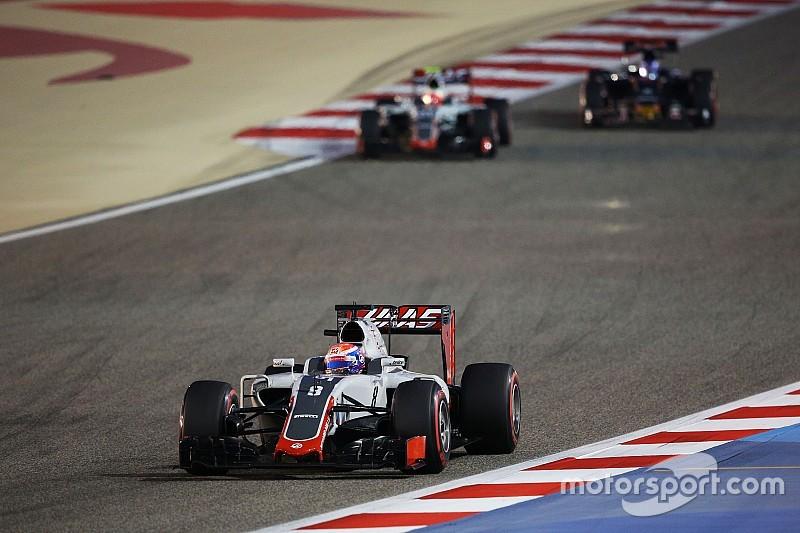 Haas advierte a sus rivales de que hay más por venir