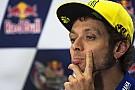 Valentino Rossi: Sturz in Austin war meine Schuld