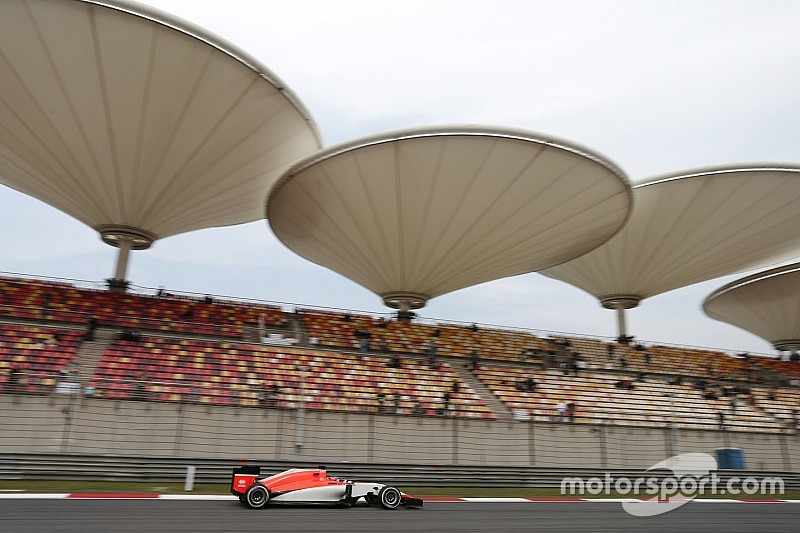 Zeitplan: Großer Preis von China der Formel 1 in Schanghai