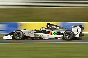 Формула V8 3.5 Новость  Strakka пропустит стартовый этап чемпионата