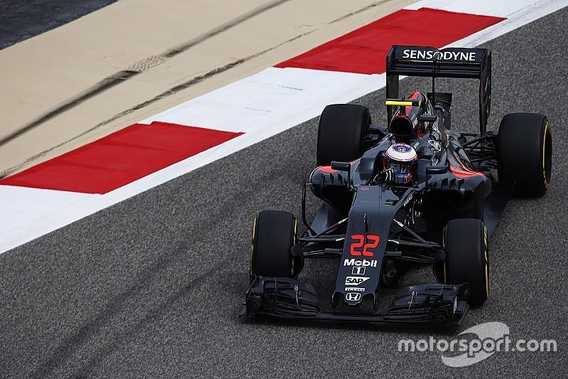 Jenson Button costretto a montare un V6 nuovo per il GP della Cina