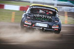 World Rallycross Actualités Jean-Claude Vaucard,