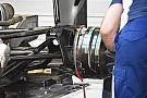 В Williams нашли причину проблем с шинами на машине Массы
