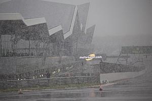 WEC Trainingsbericht Schneefall in Silverstone verhindert WEC-Fahrbetrieb