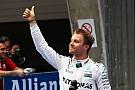 Rosberg hoopt voordeel te hebben van start op zachte band