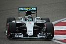 Rosberg solitario in Cina,  Vettel secondo dopo il contatto