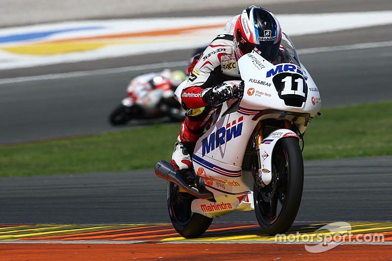 Wild card con Aspar Mahindra per Albert Arenas a Jerez
