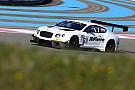 Top Gear-presentator met Bentley in Blancpain Endurance