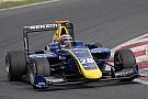 Kevin Jorg sluit GP3 pre-season testing als snelste af