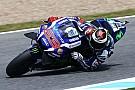 """Lorenzo: """"Es muy difícil ganar cuatro carreras seguidas"""""""
