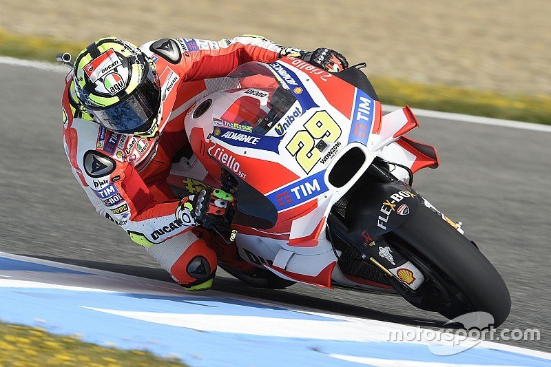 "Iannone: ""Concurrentie is jaloers op Ducati-vleugels"""