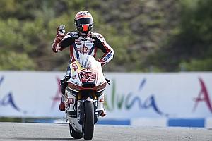 Moto2 Relato de classificação Lowes garante pole da Moto2 em Jerez