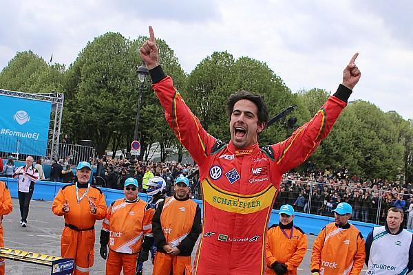 Di Grassi se revitaliza con la victoria en París en la Fórmula E