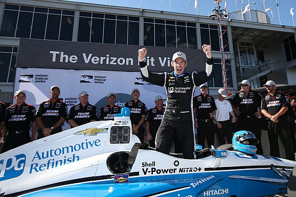 IndyCar Pagenaud vence a Power para llevarse la pole en Barber