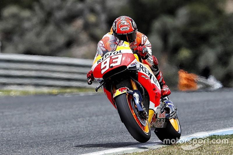 """Marquez: """"Il terzo posto era il massimo obiettivo possibile oggi"""""""
