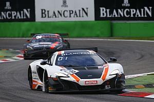 Blancpain Endurance Résumé de course La McLaren Garage 59 s'impose lors de l'ouverture à Monza