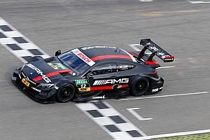DTM Комментарий В Mercedes признали наличие проблем с новой машиной DTM