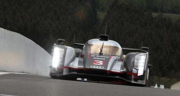 Audi, Spa 6 saat yarışını sildi süpürdü