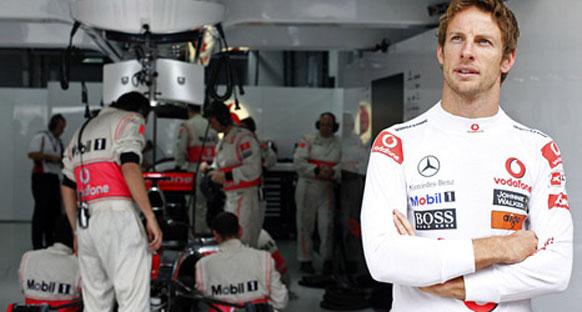 Button: Mercedes'in kazanmasının tek sebebi lastikler değil