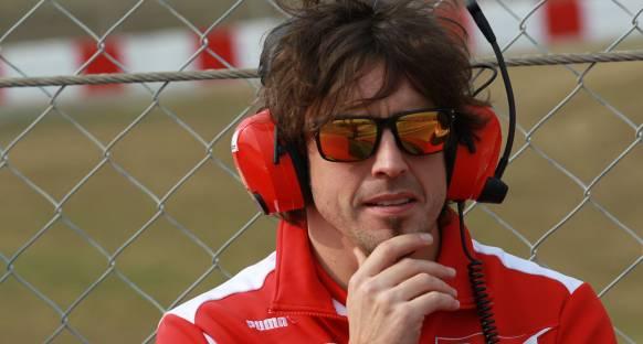 Alonso Çin'de zor bir yarış beklediğini yineledi