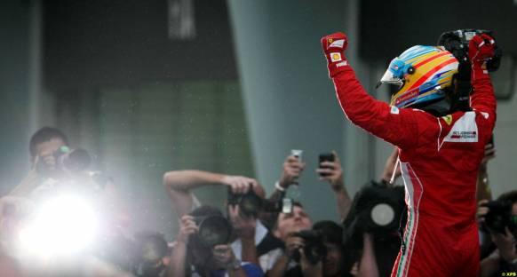 Alonso, Çin'de mucize beklemiyor