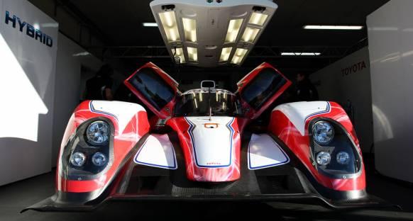 Toyota, Spa 6 saat yarışında testteki kaza nedeniyle yer almayacak