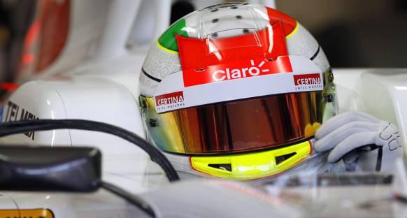 Perez: Hata yapmasaydım yarışı kazanabilirdim