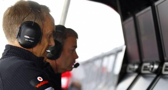 McLaren'dan rakiplerine gözdağı