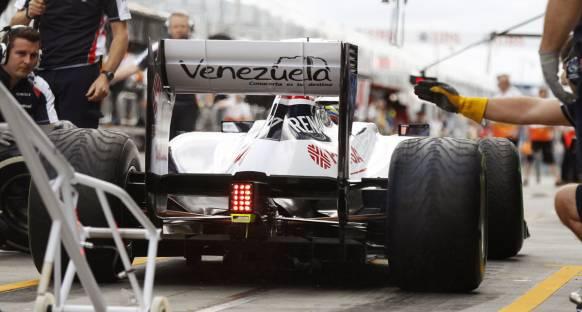 Maldonado: Kazadan önce Alonso'yu geçememeyi kabul etmiştim