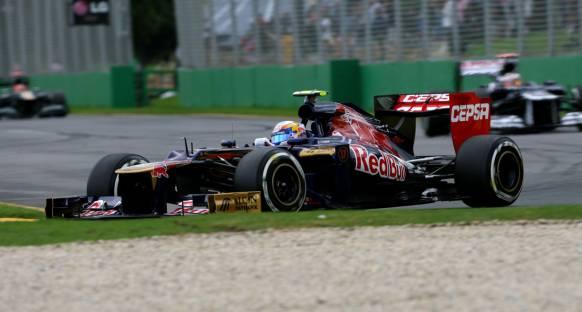 Toro Rosso'da yüzler gülüyor