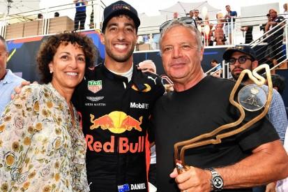 Daniel Ricciardo: Mein Dad kann besser Autofahren als ich!