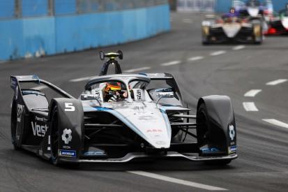Formel E Rom 2021: Stoffel Vandoorne stellt Mercedes auf die Poleposition