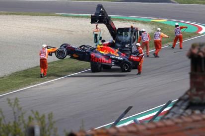 """Ocon/Perez-Zwischenfall: Marko sieht Fehler """"ganz klar bei Perez"""""""