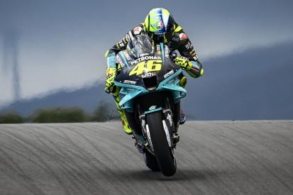 """Valentino Rossi auf Platz 15: """"Rennpace okay, aber Zeitattacke zu schwach"""""""