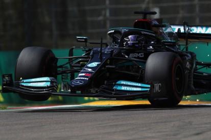F1-Qualifying Imola 2021: Lewis Hamilton bezwingt Red-Bull-Duo!