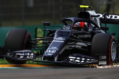 Pierre Gasly nach P5: Unser Rennen ist gegen McLaren und Ferrari