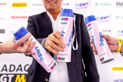Für mehr Nachhaltigkeit: BWT und ADAC GT Masters reduzieren Plastik