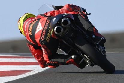 Moto3 in Jerez FT2: Gabriel Rodrigo setzt sich an die Spitze