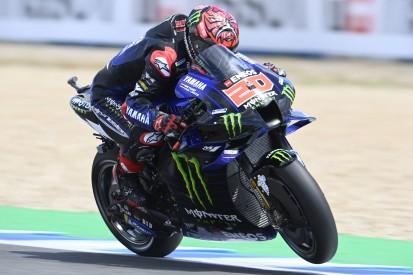 MotoGP in Jerez: Quartararo auf der Pole, Marquez und Rossi scheitern im Q1
