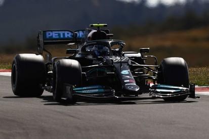 Formel-1-Liveticker: Mercedes erklärt Bottas' Sensorproblem
