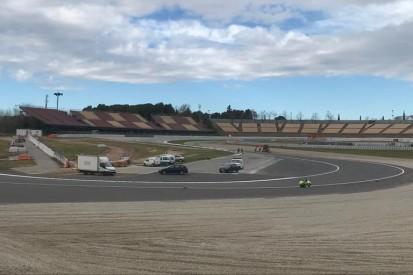 Neue Kurve 10 in Barcelona: Fahrer unschlüssig