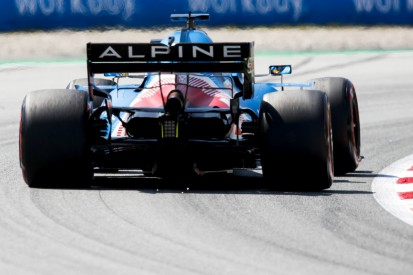 P4 & P5: Alpine bestätigt Aufwärtstrend von Portimao in Barcelona