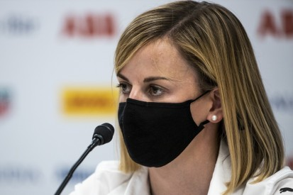 """Susie Wolff: Nach Valencia """"viele merkwürdige Nachrichten erhalten"""""""