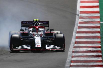 Frederic Vasseur: Nicht leicht für Giovinazzi, Teamkollege von Kimi zu sein