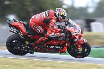 MotoGP in Le Mans FT1: Miller fährt auf Slicks deutliche Bestzeit