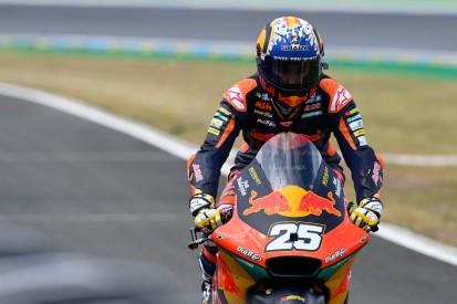 Moto2 in Le Mans: Raul Fernandez auf Pole, Marcel Schrötter stürzt im Q2
