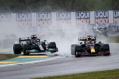 Brown: Kollision zwischen Hamilton & Verstappen nur eine Frage der Zeit