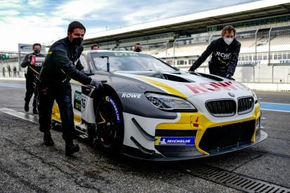 """Rowe-Team kritisiert DTM-Reifenwahl: """"Funktioniert bei BMW nicht"""""""