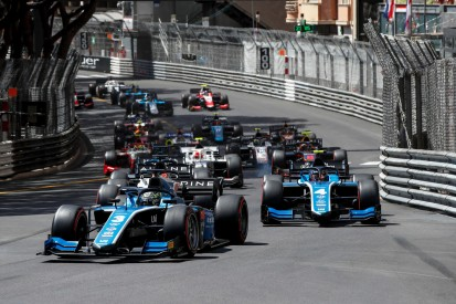 """""""Das ist so langweilig!"""" Formel-2-Piloten von langen Pausen genervt"""