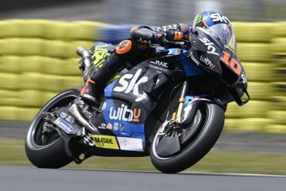 Luca Marini: Welchen Nachteil die Ducati Jahrgang 2019 zur aktuellen GP21 hat